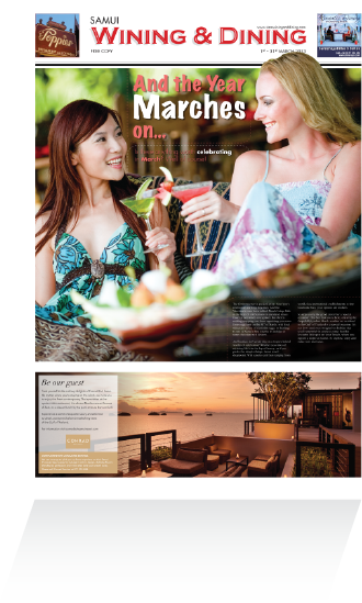 Samui Wining & Dining from Siam Map Co Ltd